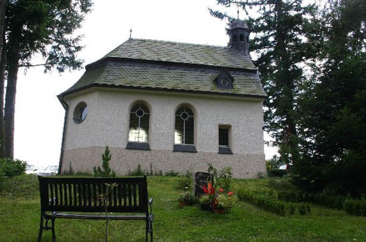 Nikolauskapelle Dörflas