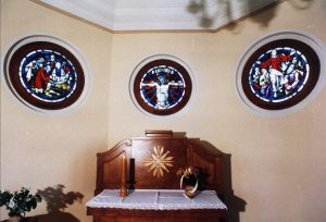 Nikolausk-Kapelle - Innenansicht